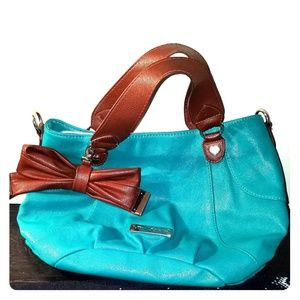 LIKE NEW Betsey Johnson Bag